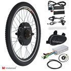 Voilamart 26&quot; Electric Bicycle E Bike Conversion Kit 250W 1000W Front Rear Wheel <br/> Max speed:16mph or 28mph or 34mph✔ Disc Brake Set✔