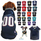 NFL Fan Gear Dog Jersey Shirt for Dogs-ALL TEAMS-PICK YOURS XS-2XL XXL BIG SIZE $21.48 USD