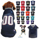 NFL Fan Gear Dog Jersey Shirt for Dogs-ALL TEAMS-PICK YOURS XS-2XL XXL BIG SIZE $22.48 USD on eBay