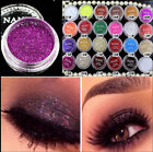Profession Makeup Loose Powder Glitter Eyeshadow Beauty Eye Shadow Pigment
