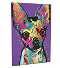 Chihuahua Box Canvas and Poster Print (109)