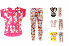 Girls Daisy Top and Leggings Set Ages 7-13