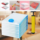 Hot !! Large Vacuum Storage Bags Space Saving Clothes Home Travel Compressed Bag