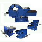 NEW 4, 5, 6 & 8inch JAW BENCH VISE ENGINEER WORKSHOP CLAMP SWIVEL BASE VICE TOOL