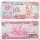VIETNAM ?? 500 Dong Banknote,  1988,  P-101a,  NEW UNC World Currency