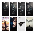 mobile dragon - Game Of Thrones GoT Soft Mobile Phone Back Cover Case iPhone 5 5c S E 6 7 Plus