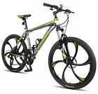 Finiss Passion Large Hardtail Mountain Bicycle with Shimano Gear 19 inch Frame