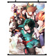 Anime Boku no Hero Academia My Hero Academia Wall Scroll Poster 2878