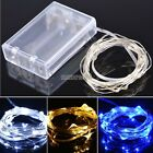 New LED Waterproof String Light Battery Operated 2 metres 20LEDs EP98
