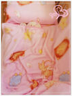 Kawaii Card Captor Sakura BedSheet Soft Flannel Blanket Queen Cute Cosplay#SX-21