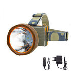 high bright Rechargeable T6 LED Headlamp Headlight head Lamp Torch for fishing