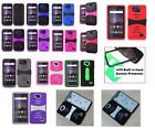 For ZTE Majesty Pro Z799VL / Z798BL Armor Phone Case with Built in Screen