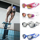 Swimming Goggles with Siamese Ear Plugs 2pcs UV Protection Anti Fog EB2