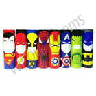 18650 Battery Star Wars / Superhero Wraps Pack of 10 £1.49 GBP