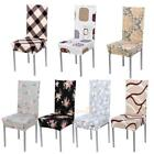 Removable Stretch Elastic Slipcovers Home Stoo Seatl Chair Covers ZH2A