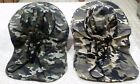 Safari Bucket Neck Flap Hat Cap Camouflage Camping Outdoor Hunting Cutting Grass