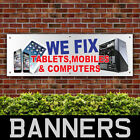 We Fix Mobiles Tablets PCs PVC Banner Printing Advertising Signs (BANPN00234)