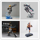 LOL League of Legends Ezreal Master Yi Fiora Action Figure Statue 3D Model Toy