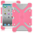 Romantic Pink Flexible Adjustable Soft Silicone Case for Tablet 7 12Universal