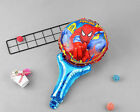 2pc cute foil Balloon waving wands Birthday Party Wedding foil balloon with bell