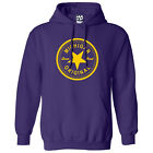 Michigan Original Inverse HOODIE - Hooded Born & Bred in Sweatshirt - All Colors