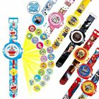 PJ Mask 20 Images Multicolour Projector Watch Kids Wrist Watch Projector Gift UK