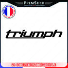 Stickers Triumph - Autocollant moto, deux roues, scooter, casque ref9 $8.51 CAD on eBay