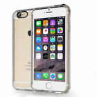 1 New Rubber Shockproof Transparent Cell Phone Case Cover For iPhone 6 6S 7 Plus