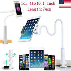 "for 4-10.1"" Desktop Stand Lazy Bed Tablet Holder Mount iPhone iPad Air 5 Samsung"