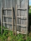 Vintage Wood 4 Rung Ladder - Quilt or Blanket Display