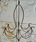 Wrought Iron Alexandrea Candle Light Chandelier Candelabra for Votives