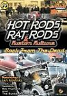 Hot Rods Rat Rods Kustom Kulture Back From The Dead IAN ROUSSEL SEALED FREE S