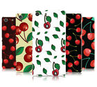 DYEFOR CHERRY PRINT COLLECTION HARD MOBILE PHONE CASE COVER FOR SONY XPERIA M5 £4.95 GBP on eBay