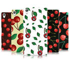 DYEFOR CHERRY PRINT COLLECTION HARD MOBILE PHONE CASE COVER FOR SONY XPERIA Z3V £4.95 GBP on eBay