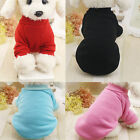 Pet Dog Puppy Cat Clothes Hoodie Sweater Winter Warm Coat Costume Hot