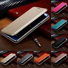 For Apple iPhone 7 Plus 8 Plus 6s Plus Shockproof Leather Flip Wallet Case Cover
