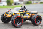 FIERCE KNIGHT OFF ROAD 2.4GHZ MONSTER TRUCK RADIO REMOTE CONTROL CAR 1/16 15KM/H