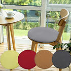 Indoor & Outdoor Round Garden Chair Bistro Stool Patio Dining Home Seat Pads HX