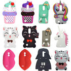3D Cartoon Soft Silicone Gel Rubber Case Cover For LG K520 K7 G4+ C70 50 K8 2017