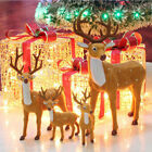 Christmas Reindeer Ornament Decoration Kids Gifts Toys Bar Showcase Display