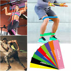 Fitness Elastic Resistance Bands Crossfit Yoga Rubber Pulling Loop Sports Train