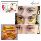 Infinitive Beauty - New Crystal 24K Gold Powder Gel Collagen Eye Mask