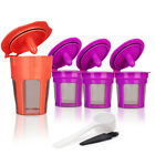 Coffee Pods KCups - BRBHOM Reusable My KCUP Refillable KCarafe Coffee Filter For Keurig 20 10