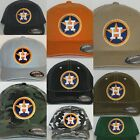 "Houston Astros ""FLEX FIT"" Cap ⚾️HAT ⚾️MLB PATCH/LOGO ⚾️3 SIZES ⚾️12 COLORS ⚾️NEW on Ebay"