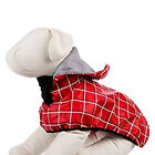 Top Paw Red Plaid Raincoat - NWT - Various Sizes - 100% of Sale Goes to Rescue