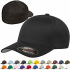 Kyпить Original Flexfit Fitted Baseball Hat 6277 Wooly Combed Twill Cap Blank Flex Fit на еВаy.соm