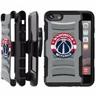 For [Apple iPhones ] Heavy Duty Rugged Clip Holster Case Stand  ALL NBA Teams