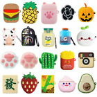 3D Cartoon Silicone Earphone Protective Cover For Apple Airpods Charging Case $5.99  on eBay