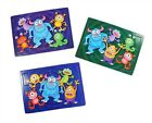 Monster Mini Jigsaws - Party Loot Fillers Favors Puzzle
