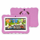 7'' Quad Core Tablet for Kids Android 4.4 KitKat 8GB WiFi Dual Camera Children